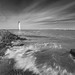 High Tide at Perch Rock Lighthouse