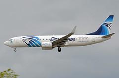 EgyptAir Boeing 737-866(WL) SU-GEK
