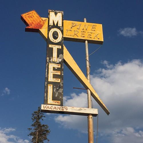 Pine Creek Motel