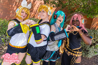Project Infinite - Vocaloid Group