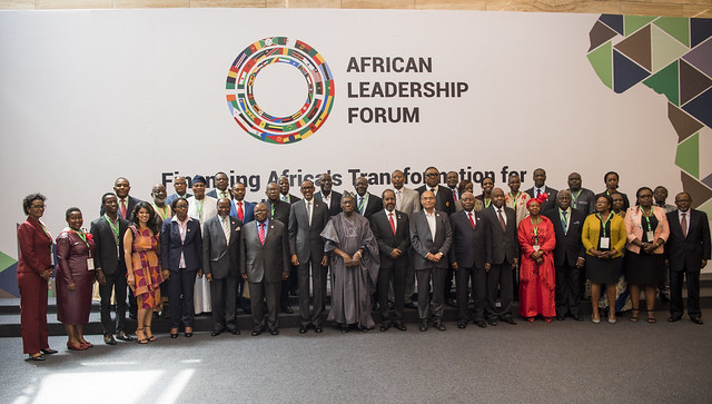 African Leadership Forum | Kigali, 2 August 2018
