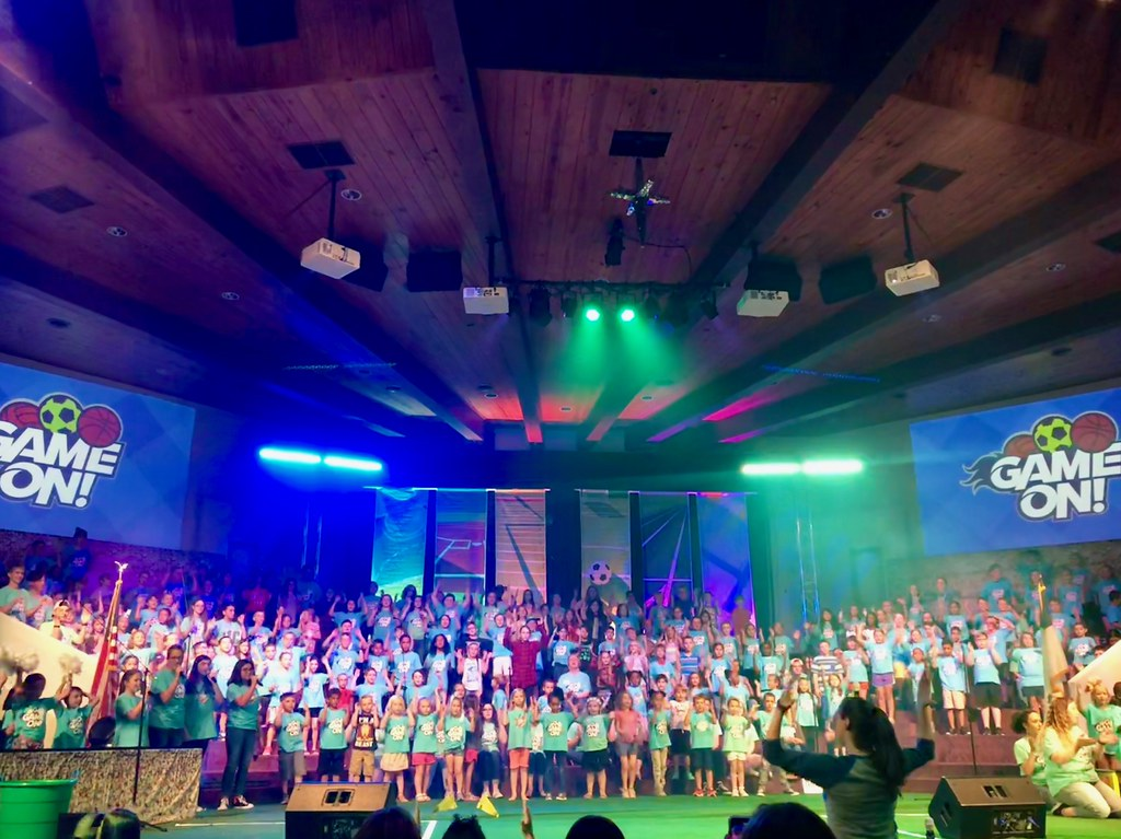 VBS 2018 Game On