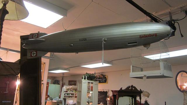 Hindenburg & Bird Cage, Canon POWERSHOT SD1300 IS
