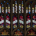 Warwick, St Mary's church, Beauchamp Chapel, East Window tracery
