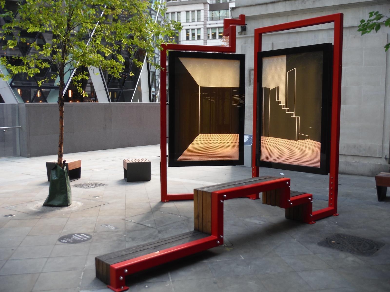 Gabriel Lester- The Adventurer SWC Walk Short 24 - Sculpture in the City