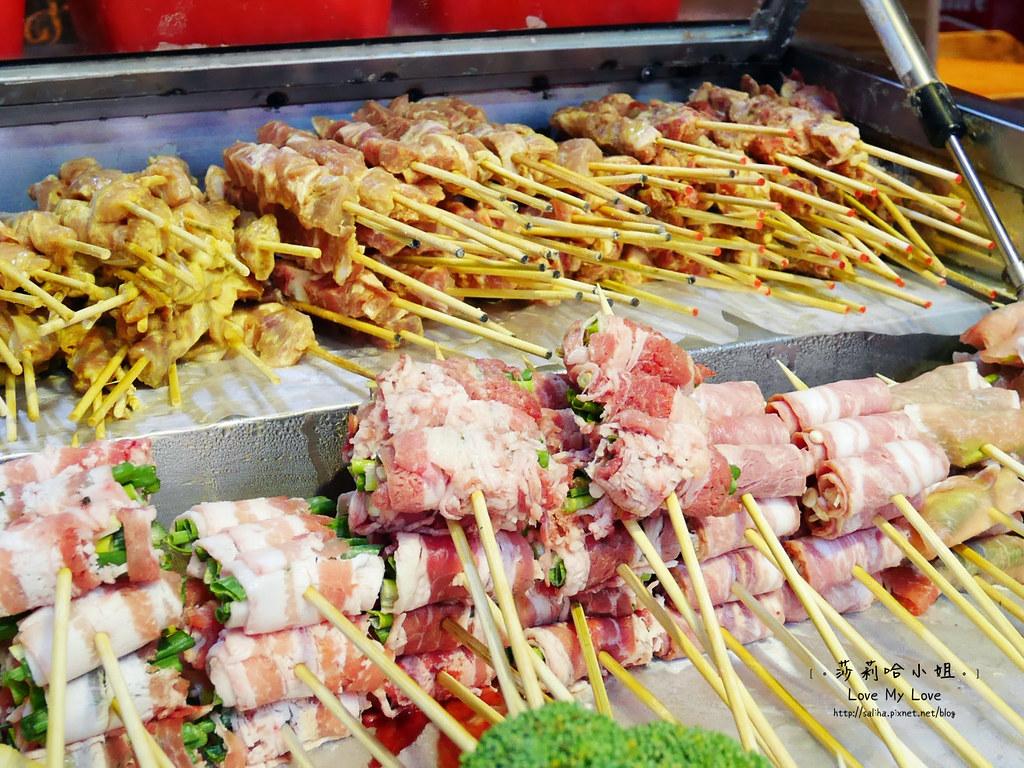 台北中山區平價餐廳居酒屋推薦柒串燒屋 (14)