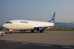 BlueBird Cargo Boeing 737-4Q8(SF) TF-BBM