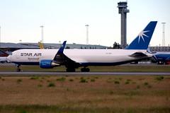 Star Air OY-SRV OSL ENGM Gardermoen