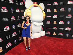 Amy Martinez at the 2018 Radio Disney Music Awards Red Carpet in Hollywood - IMG_7733