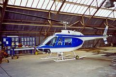 8005 Agusta-Bell AB.206A Jet Ranger [8005] (Greek Air Force) Elefsis~S