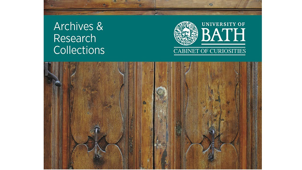 The Archives & Research Collections Cabinet of Curiosities