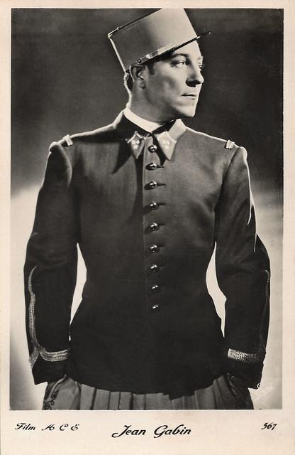 Jean Gabin in Gueule d'amour (1937)