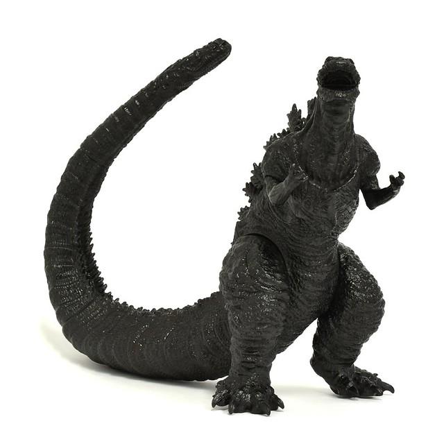 日比谷的守護神!萬代 MOVIE MONSTER 系列「日比谷哥吉拉廣場 哥吉拉雕像(日比谷ゴジラスクエア ゴジラ像)」軟膠模型