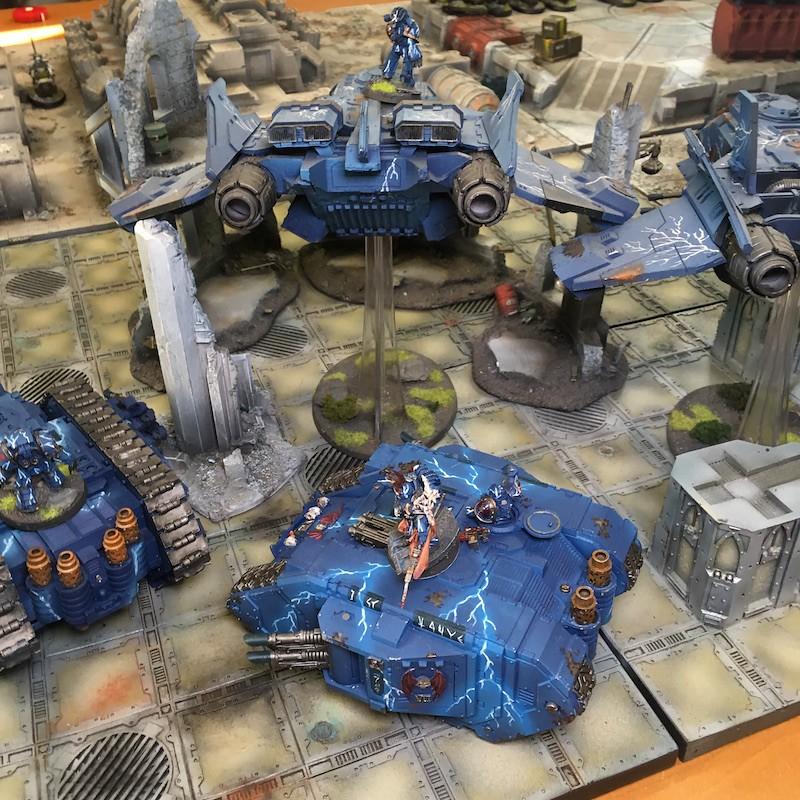 Medal of Colors Assault on Molech battle-18