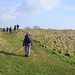 026-20180221_Gordano District-Somerset-Cadbury Camp Iron Age Hill Fort-western entrance to Hill Fort