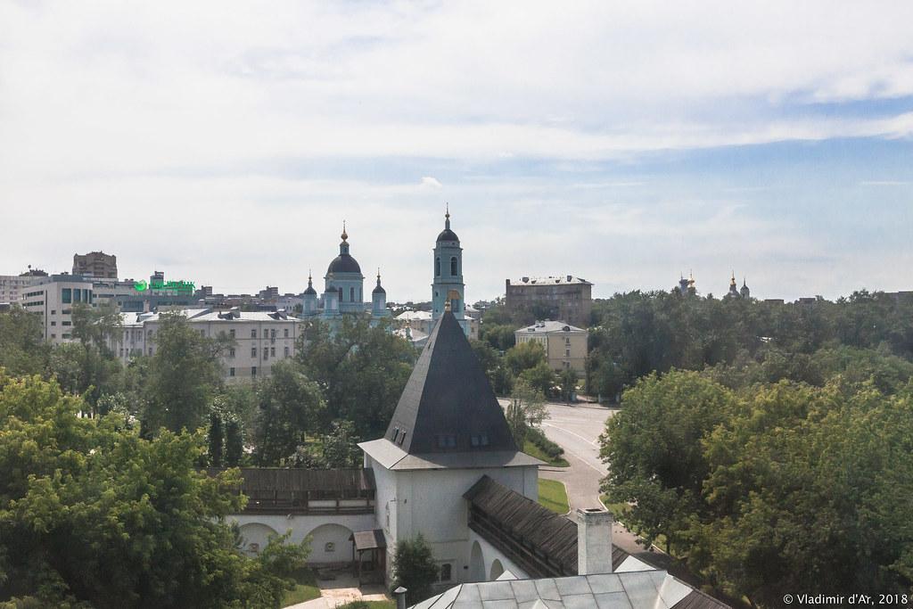 Церковь Архангела Михаила. Музей Андрея Рублева.
