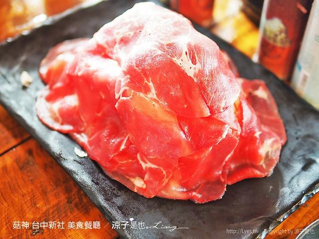 菇神 台中新社 美食餐廳 3