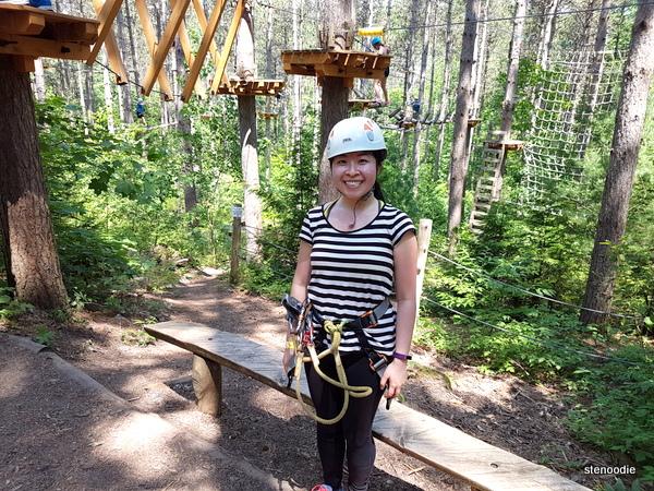Treetop Trekking Garanarska Port Hope