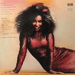 CHAKA KHAN:WHAT CHA' GONNA DO FOR ME(JACKET B)