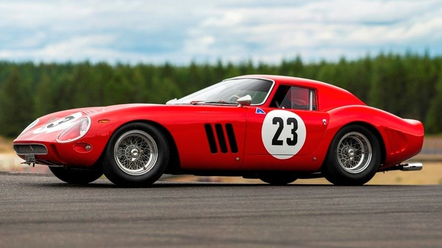 Ferrari 250 GTO by Scaglietti (1962)