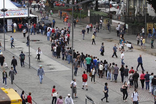 """Protestas el 10 de agosto en Brasil: """"¡Basta de miseria! ¡Basta de desempleo!"""""""