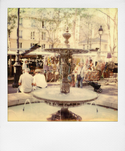 Place de la Contrescarpe, Paris