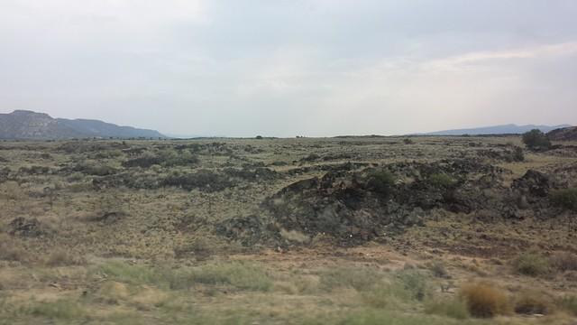 Landscape near Albuquerque
