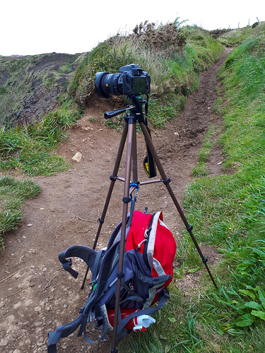 Best tripods for hiking trips UK