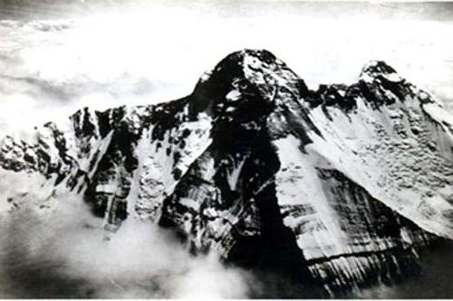नन्दा देवी पर्वत शृंखला
