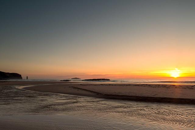 Sandwood Bay Sunset