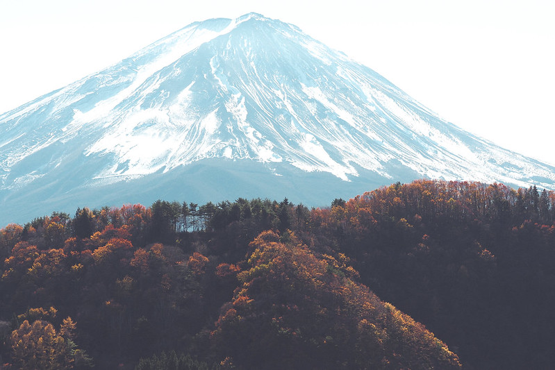 富士山|西湖