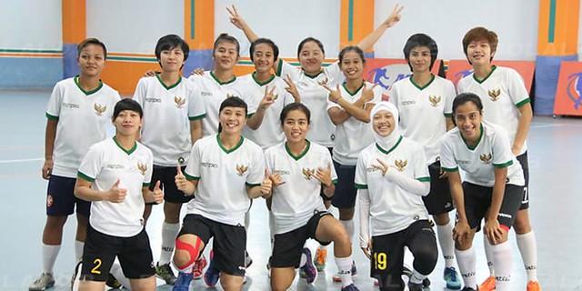 Catatan Kecil Di Balik Kemenangan Telak Timnas Putri Indonesia