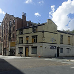 The old Tithebarn Public House