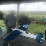 Sat, 2018-06-23 12:25 - Don C's free flight airplane converted to glo