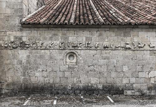Mensario. Iglesia románica de San Bartolomé .Campisábalos. Guadalajara. IMG_3488_ps