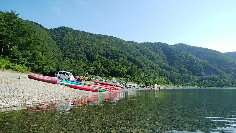本栖湖浩庵キャンプ場