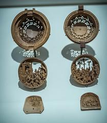 Small Wonders: Gothic Boxwood Miniatures Exhibit