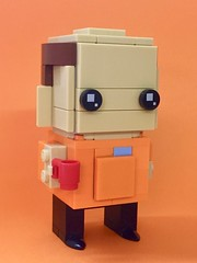Filius Rucilo's as BrickHead