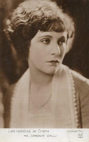 Virginia Valli