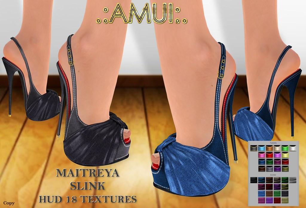 ".:AMUI:. ""Katya"" Heels - TeleportHub.com Live!"