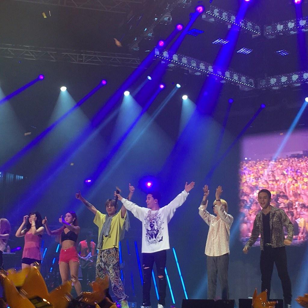 BIGBANG via pandariko - 2018-08-15  (details see below)