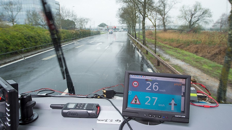 Renault Trucks Urban Lab 2 5