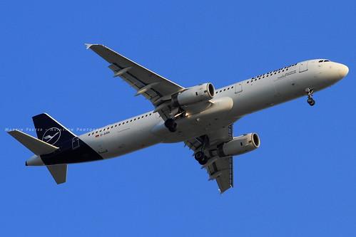 D-AIRK // Lufthansa // A321-131