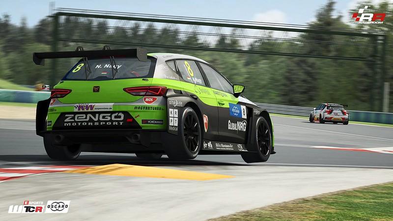 WTCR SEAT RaceRoom 1