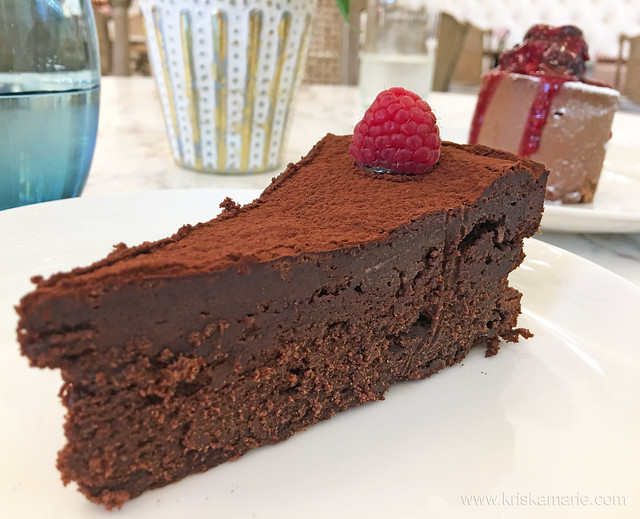 Chocolate Fudge Cake from L'eto Caffe