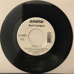 AVRIL LAVIGNE:I'M WITH YOU(RECORD SIDE-B)