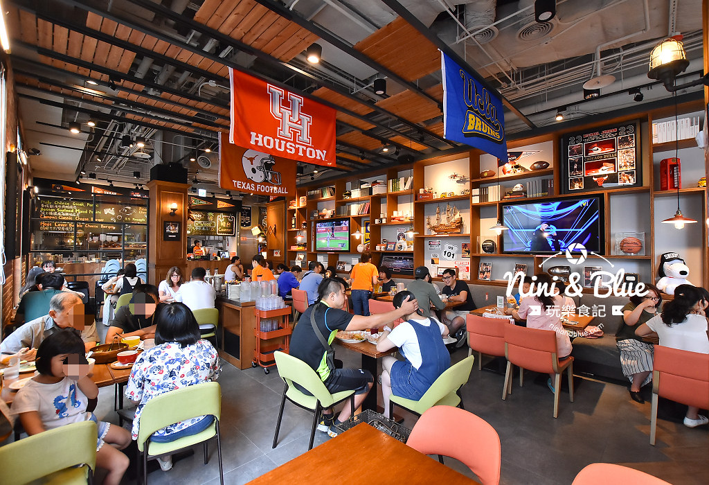 campus cafe 美式校園輕食 SOGO 06