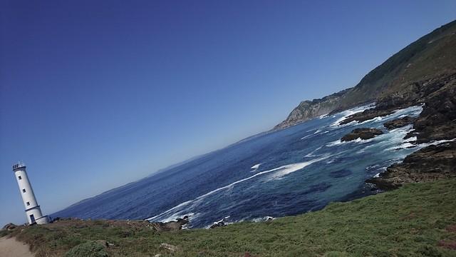 Costa da Vela, Faro Cabo Home e Illa de Ons