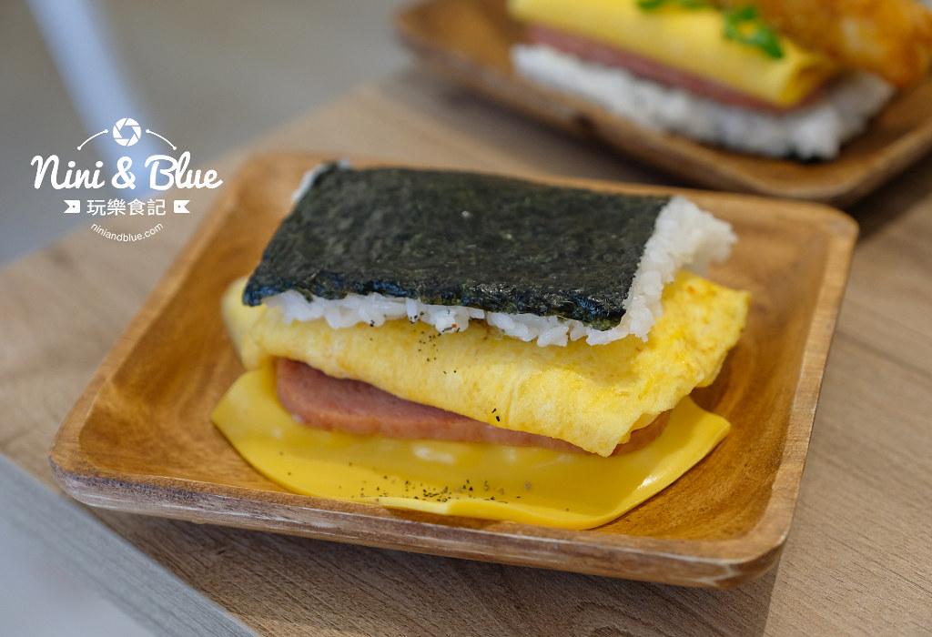 樂米屋 沖繩飯糰 公益路美食12