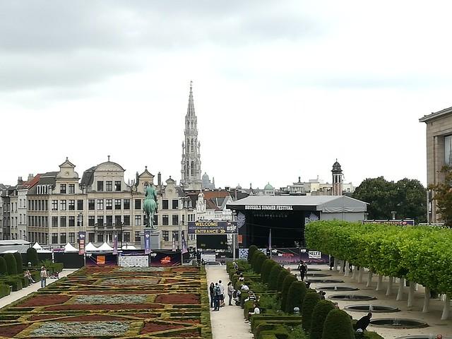 IMG_20180815_134231  - 30221479568 e6e63fa52c z - Brussels Summer Festival, el festival del verano.